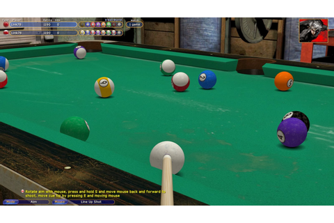 Virtual Pool 4 Game - Free Download PC Games and Software