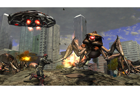 Earth Defense Force: Insect Armageddon Pesticide Gun Revealed
