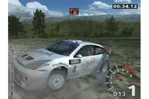 World Rally Championship 3 Review (PS2) - YouTube