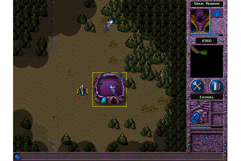 War Wind (1996) by DreamForge Intertainment Windows game