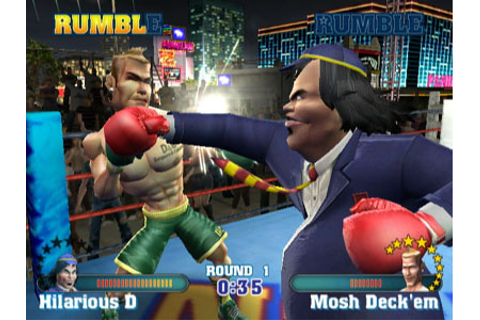 Ready 2 Rumble Revolution Review for Wii (2009) - Defunct ...