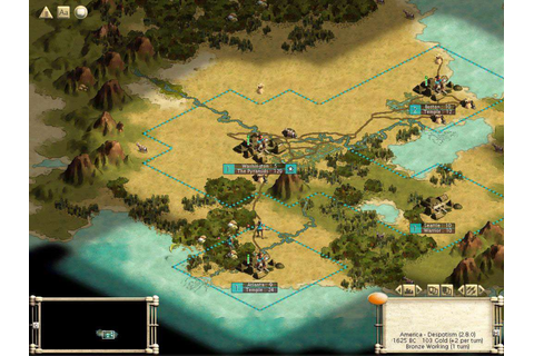 Obrázky z Civilization III: Play the World - Games.cz