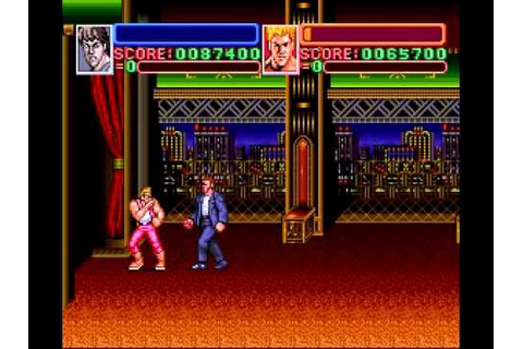 Game Over: Super Double Dragon - YouTube