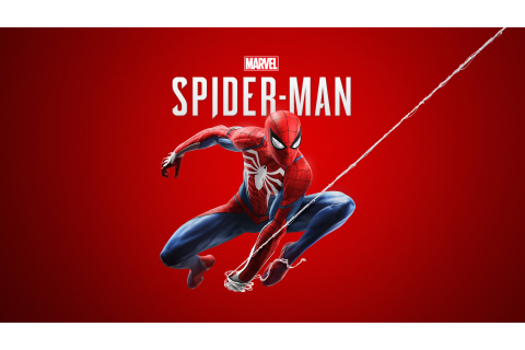 Spider Man PS4 Video Game 4k Wallpaper for Desktop