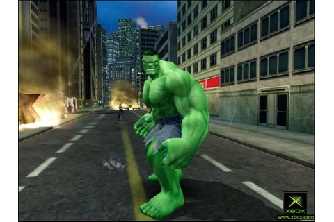 Review: The Incredible Hulk - Ultimate Destruction - Slashdot
