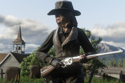 Red Dead Online update: new weapon, Fool's Gold, and free ...