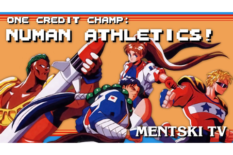 One Credit Champ, Episode 8 - Numan Athletics - YouTube