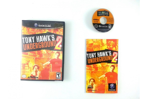 Tony Hawk Underground 2 game for Gamecube (Complete) | The ...