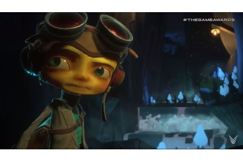 New Psychonauts 2 Trailer Released At The Game Awards ...