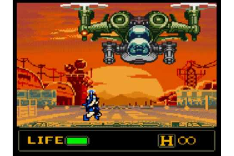 Metal Slug: 1st Mission Game Sample - NeoGeo Pocket Color ...