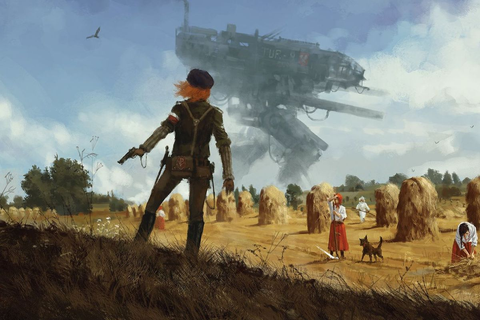Iron Harvest is a new diesel punk RTS based on alternate ...