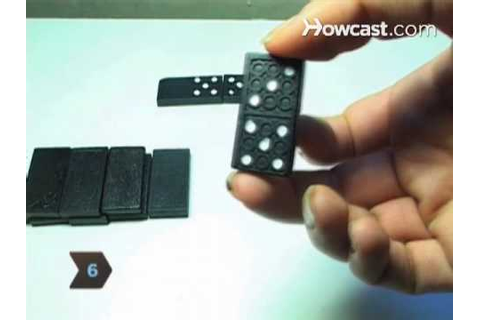 How to Play Dominos - YouTube