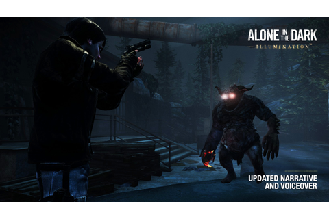 Download Alone in the Dark: Illumination Full PC Game