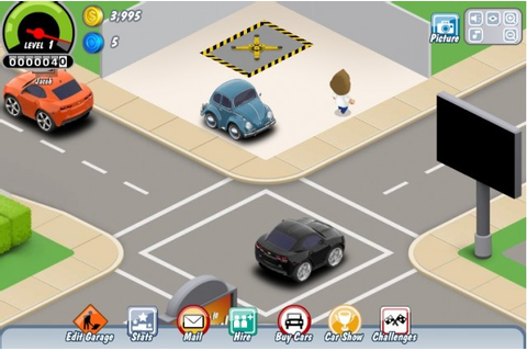 Car Town And DriverVille: Two Games For Gearheads Come To ...