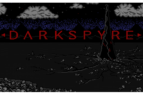 The CRPG Addict: Game 115: DarkSpyre (1990)