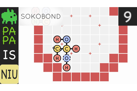 Sokobond gameplay ep 9 - YouTube