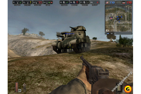 Battlefield 1942 on Qwant Games