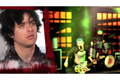 Official: Green Day - Rock Band 3 Song HD video game ...