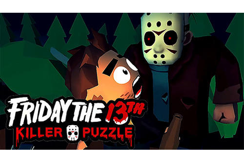 Friday the 13th: Killer Puzzle – FrostClick.com | The Best ...