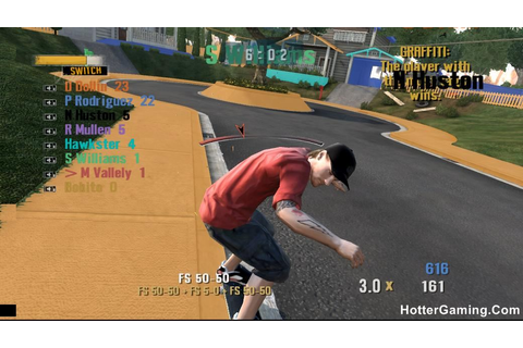 Tony Hawk's Project 8 Free Download Xbox 360 Game ~ Full ...
