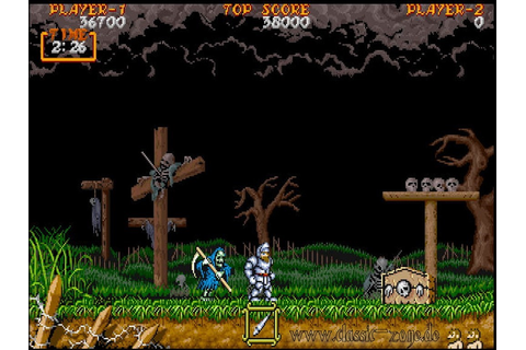 This week's free game: 'Ghouls n' Ghosts' | The Spokesman ...
