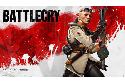 Video: Battlecry is Bethesda's take on Team Fortress - VG247