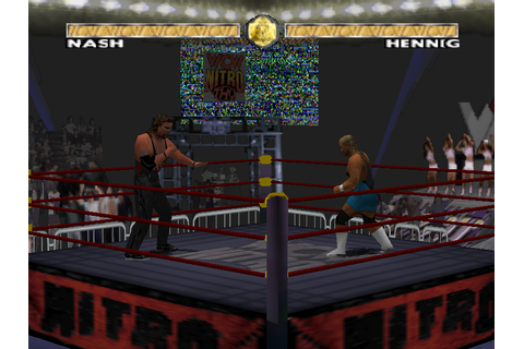 Wcw Nitro Pc Game Cheats - freemichael