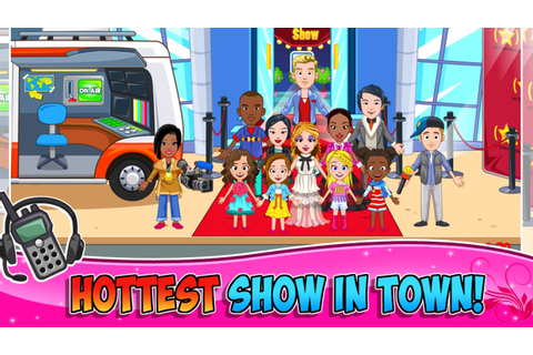 My Town : Fashion Show: Amazon.co.uk: Appstore for Android