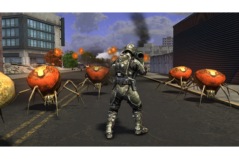 Amazon.com: Earth Defense Force: Insect Armageddon - Xbox ...