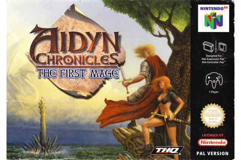 Aidyn Chronicles: The First Mage Details - LaunchBox Games ...