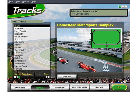CART Precision Racing - PC Review and Full Download | Old ...