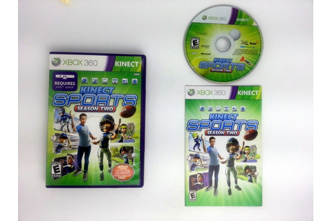 Kinect Sports: Season 2 game for Xbox 360 (Complete) | The ...