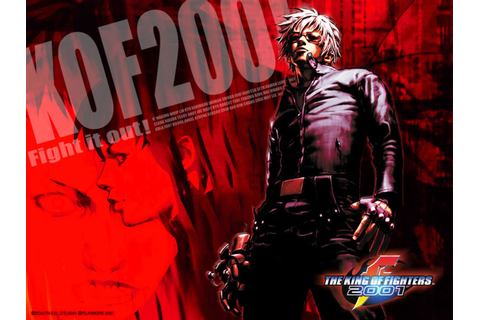The King of Fighters 2001 (2001) promotional art - MobyGames