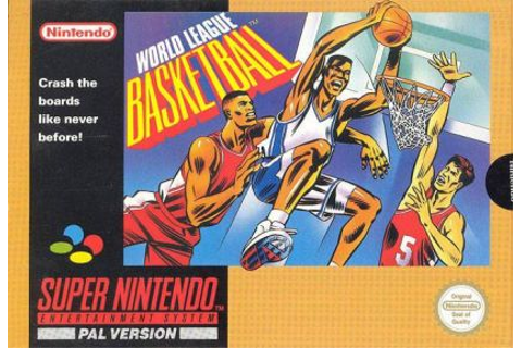 World League Basketball (SNES) on Collectorz.com Core Games