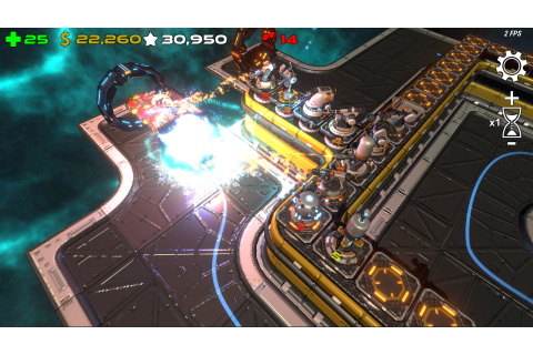 Space Panic Defense Free Download - Ocean Of Games