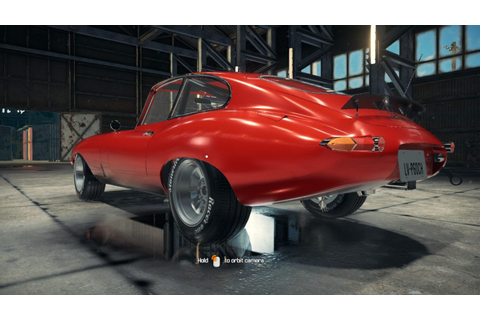 Jaguar E Type (XKE) Mod for Car Mechanic Simulator 2018
