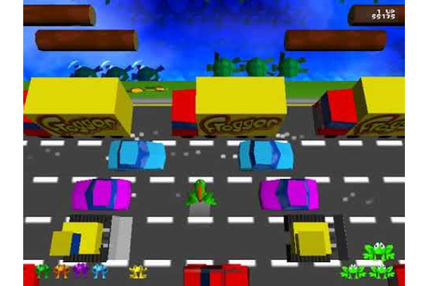 Frogger (PC, 1997) Walkthrough - YouTube
