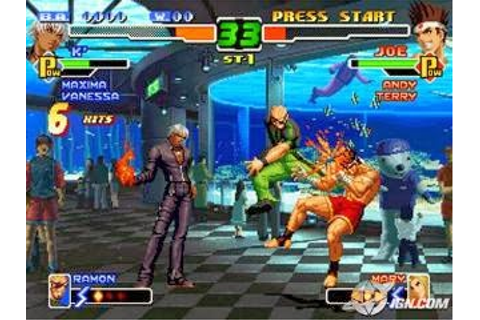 The King of Fighters 2000 Free Games ~ All Pc Games Free ...