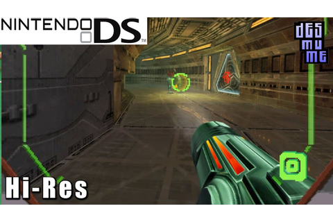 Metroid Prime Hunters - Nintendo DS Gameplay High ...