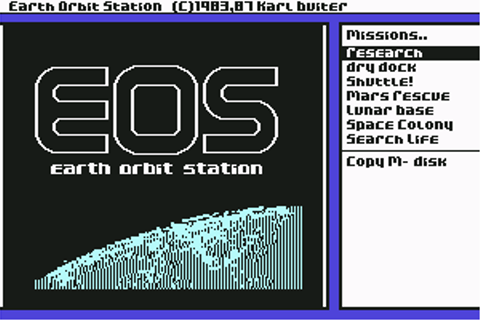 Download Earth Orbit Stations - My Abandonware