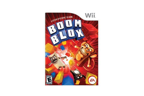 Boom Blox Wii Game - Newegg.com