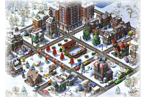CityVille 2 Winter Neighborhood Items: Everything you need ...