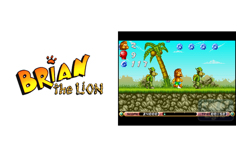Brian The Lion : Hall Of Light – The database of Amiga games