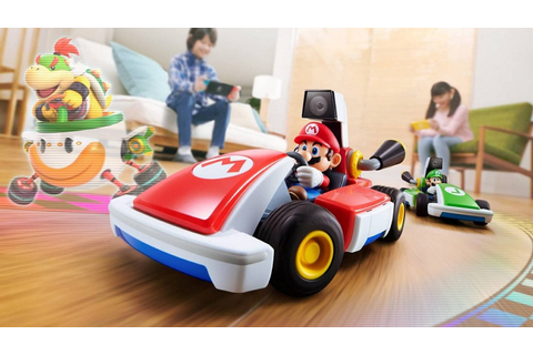 Where to pre-order Mario Kart Live: Home Circuit in ...