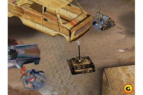 Robot Wars Arenas of Destruction Download Free Full Game ...