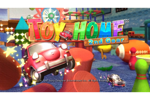 Toy Home 2nd Gear Playthrough (Playstation 3 PSN Game ...