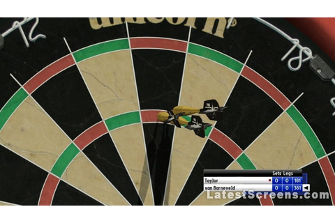 All PDC World Championship Darts: Pro Tour Screenshots for ...