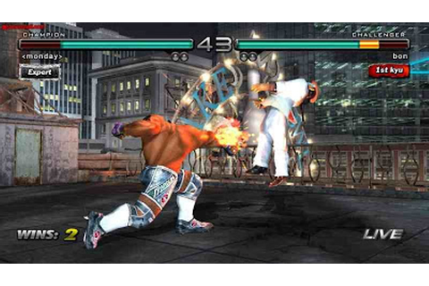 Tekken 5 Game Free Download Full Version ~ Full Download Box