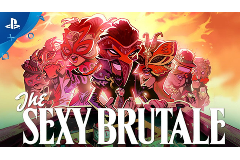 The Sexy Brutale - Gameplay Trailer | PS4 - YouTube