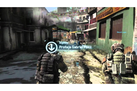 Tom Clancy's Ghost Recon Future Soldier (PC) Gameplay ...